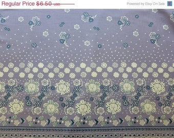 CLEARANCE Flower Panel in Purple from Wonder by Sayasans for Hokkoh
