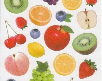 Fruit Stickers (11155)