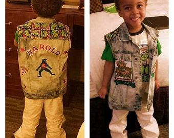 Boy Birthday, Ninja Turtles Birthday, Ninja Turtles Clothes, Boy 1st Birthday