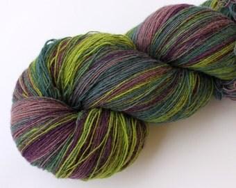 KAUNI Estonian Artistic Wool Yarn Africa  8/1, skein 130  g.