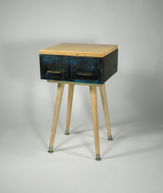 Unique Coffee Tables Furniture: Items Similar To Repurposed Furniture, Upcycled Furniture