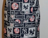 New York Yankees Baseball Team Apron