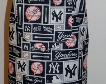 New York Yankees Baseball Team Apron