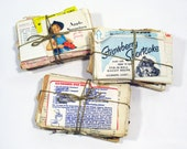 Vintage Recipe Bundles, Cooking, Cookbooks, Kitchen, Chef, Desserts and More