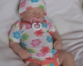 Reborn baby girl, ready to come home!