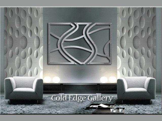 Extra Large Art Metal Wall Art Art Decor Abstract