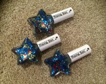 Rising Son - Glitter Nail Polish - (3) bottles left!