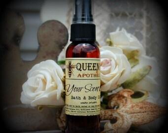 ABSINTHE NOUVEAU- Bath & Body Massage Oil - Water Soluble - 2 Ounce