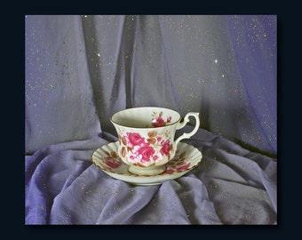 Royal Albert Collectible Cup and Saucer Set c. 1950's