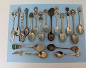 Lot of Vintage Spoons