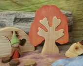 Seasonal Autumn/Winter two part Tree- unpainted or finished