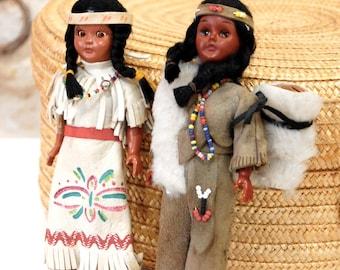 Native American Dolls souvenir