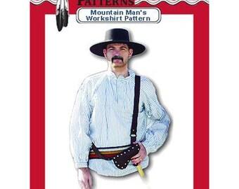 Mountainman's Workshirt Pattern