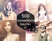 500 Pro Lightroom Presets Bundle