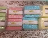 Mango, Shea, and Cocoa butter- Triple Butter Soap