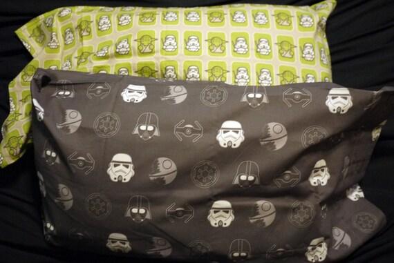Trooper Light side/Dark Side Pillowcase Bundle