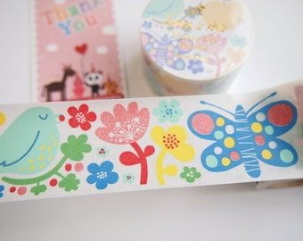 how to cut washi tape for planner
