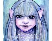 Kira Gelfling Original Art