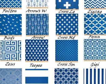 Royal blue curtains | Etsy