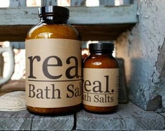 Bath Soak, Bath Salt, Muscle Soak, Vegan Bath Salts, Natural Bath Salts, Handmade Bath Salts, Artisan Salts, Gift Organic