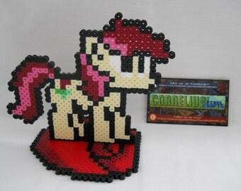 My Little Pony: FiM - Roseluck Bead Sprite