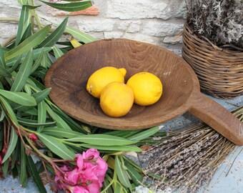 Decorative  Rustic Handmade Wood  Bowl
