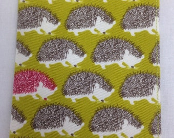 Citron Hedgehog Passport Cover, Holder, Protector, Case