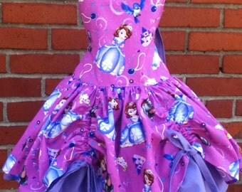 Boutique Dress, Sofia, Birthday Dress, Pageant Wear
