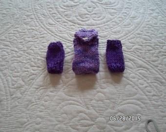 """18"""" Doll Back Pack & Leggings"""
