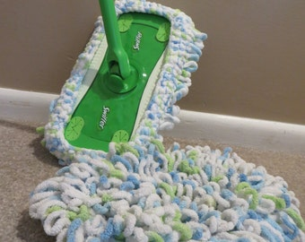 Washable Swiffer Mop -Pattern