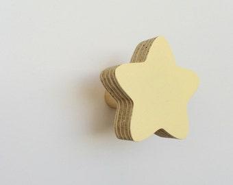 Wall Hook Star Butter