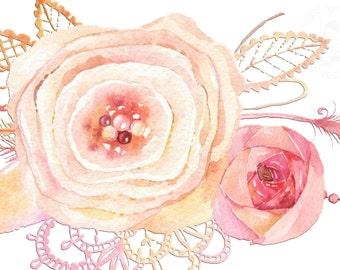 Floral 2 Notecard