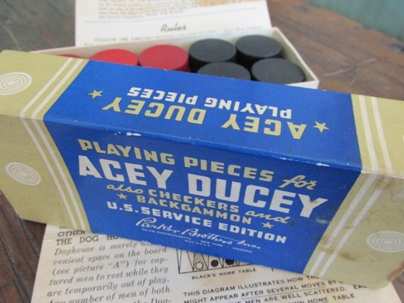 acey duecy game
