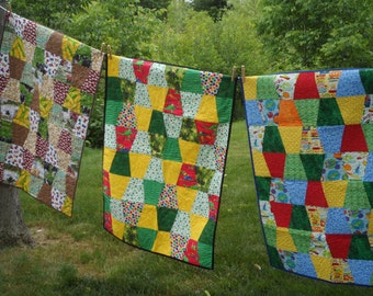 Whimsical quilts