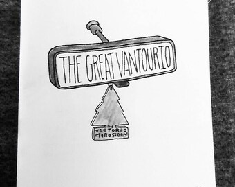 The Great Vantourio - issue 4