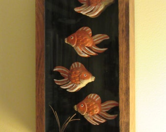 Goldfish Shadowbox