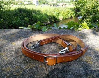 Replacement Leather Bag Strap
