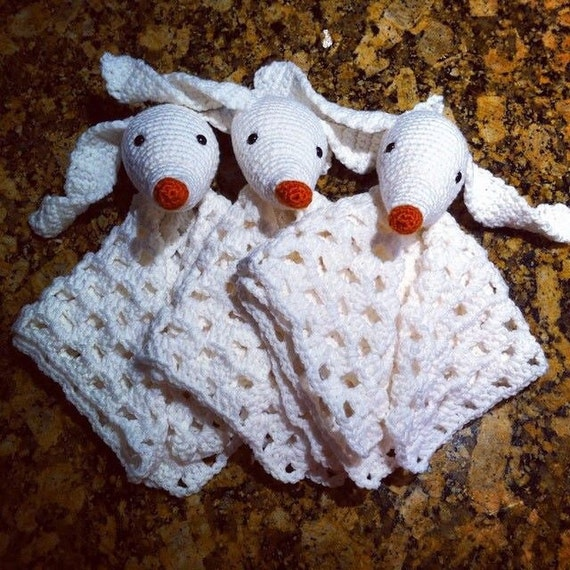 Crochet Zero Ghost Dog The Nightmare Before Christmas