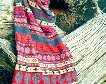 Yak Wool Blanket, Handmade Shawl, Finest Softest Body Blanket, Festival Wrap, Travelling Rug, Sofa Throw, Baby Blanket, Boho Blanket //SALE