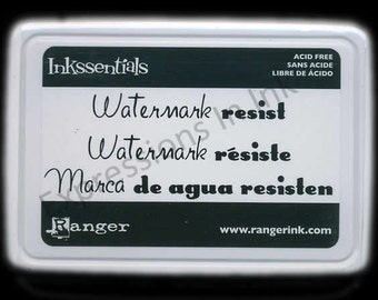 New Ranger Inkssentials Watermark, Resist, Embossing Ink Pad