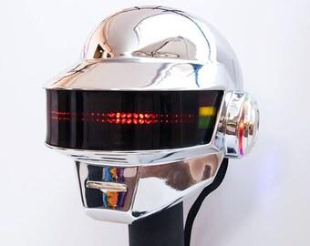 DP Thom helmet full led