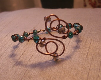 Custom gemstone and crystal jewelry, made to order