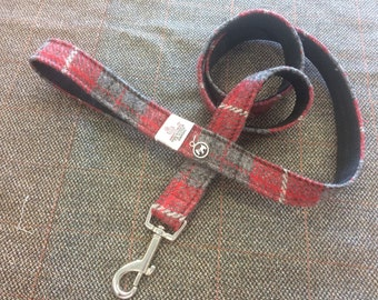 Harris Tweed Leash