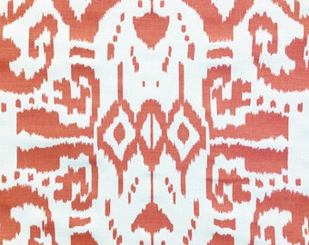 China Seas Island Ikat Pillow Cover