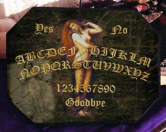 Spirit Board - Lilith Pendulum Board Personal Spirit Board