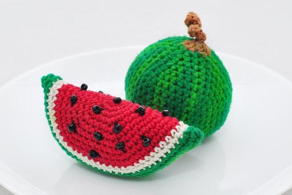 Amigurumi Vegetable Patterns : Amigurumi Pattern. 35 Crochet Play Food Patterns. Crochet ...