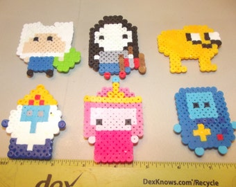 adventure time magnet pack