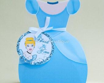 Princess Castle Dress Gift Box