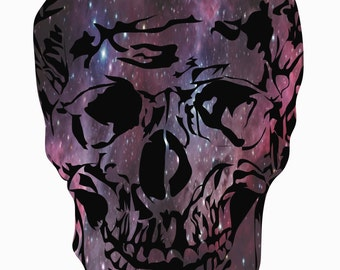 Spaced Out Skull