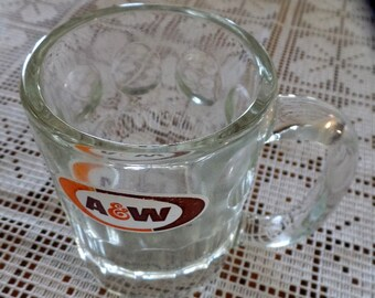 Fun Memories~  Old, authentic A&W Root Beer Mug.